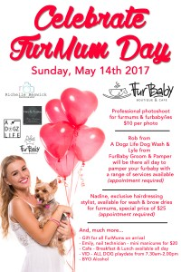 Mum Event for Dogs