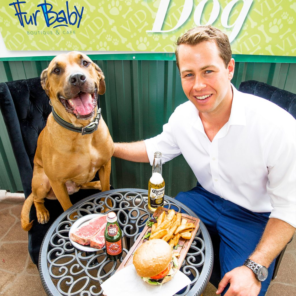 Dog Beer at Perths Best Cafe | Westminster
