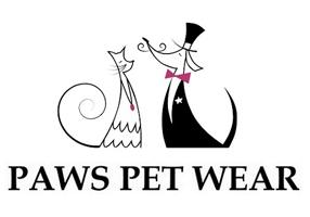 Paws Pet Wear Logo