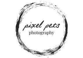 Pixel Pet Photography Logo 1