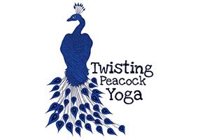 Twisting Peacock Yoga